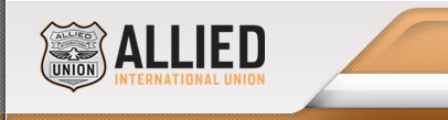 Allied International Union, Security Guard Union, Union for Security Guards, NY Security Guard Union