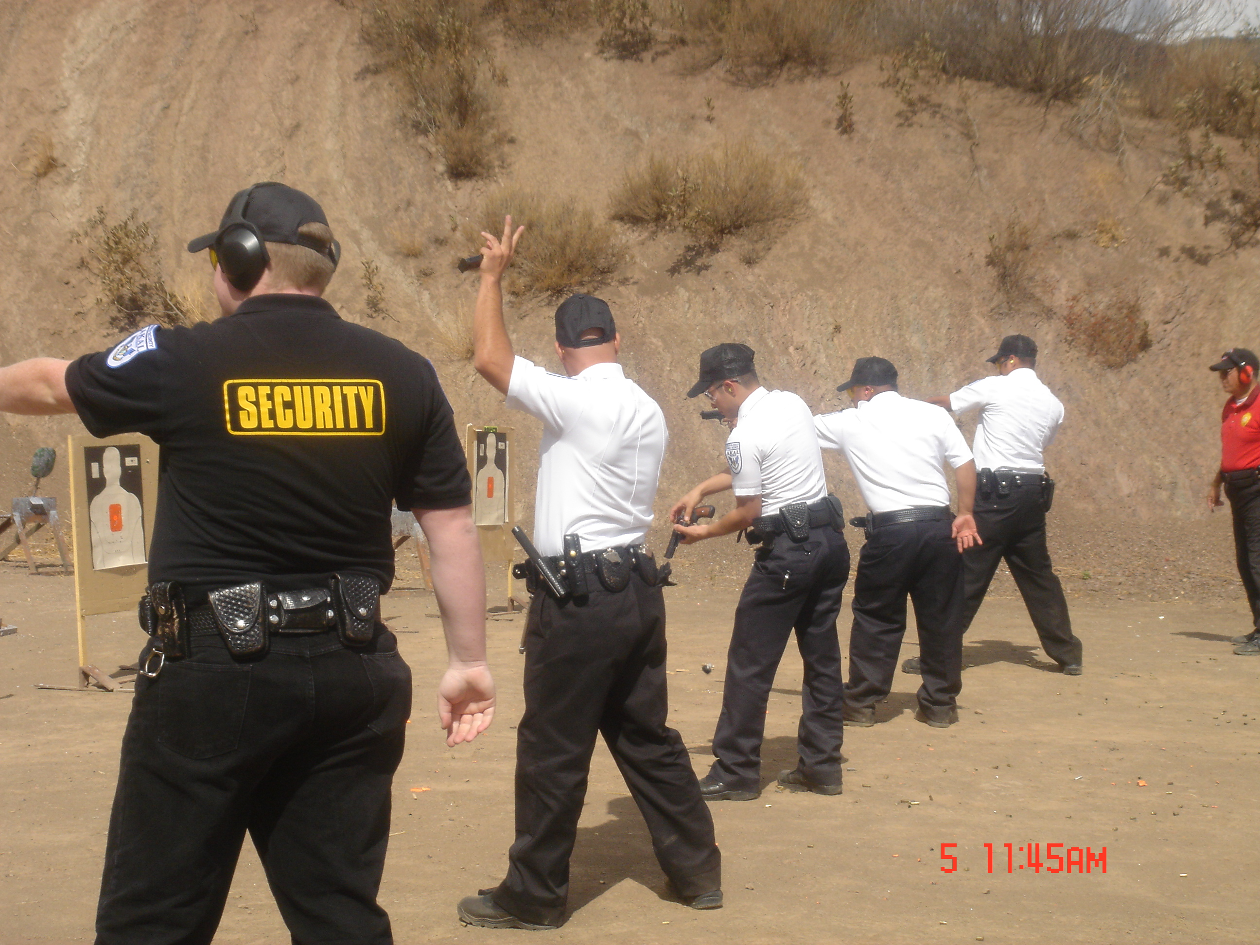 Armed Guard Certification