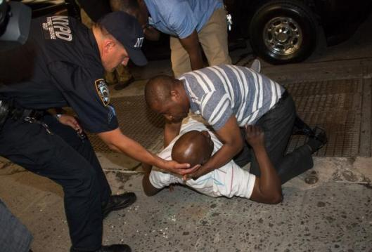 FJC Security guard Idrissa Camara shot dead in NYC,
