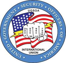 UGSOA, United Government Security Officers of America, Security Guard Union, Union for Security Guards,