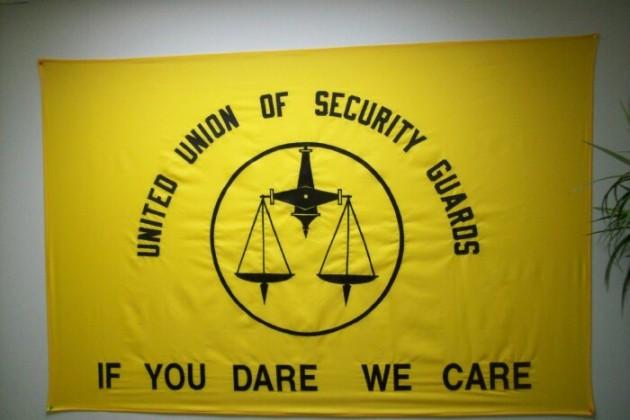 UUOSG, United Unions Of-Security Guards UUOSG