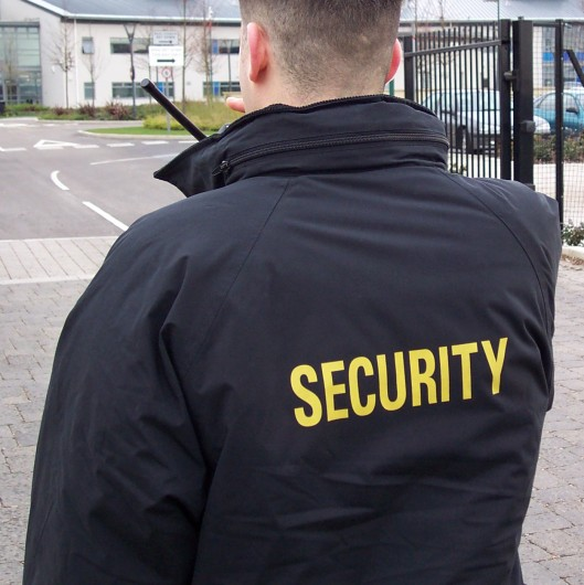 Security Guard, Security Officer