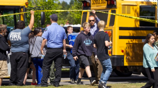 Oregon college shooting, Umpqua Community College, Roseburg, Chris Harper-Mercer