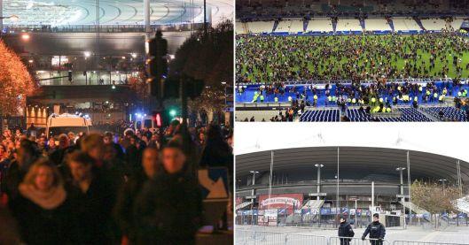 Paris Attack, Stade de France, security guard, Zouheir