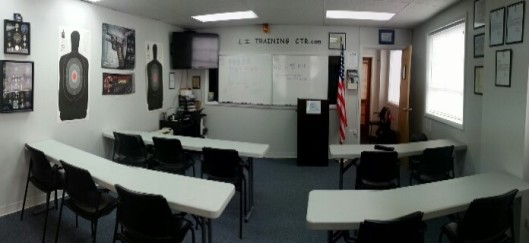 Long Island Training Center, Security Guard Training