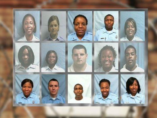 Georgia Correctional Officers, Georgia Department of Corrections