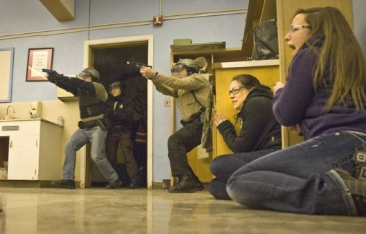 PROFILE OF AN ACTIVE SHOOTER An Active Shooter is an individual actively engaged in killing or attempting to kill people in a confined and populated area; in most cases, active shooters use firearms(s) and there is no pattern or method to their selection of victims.