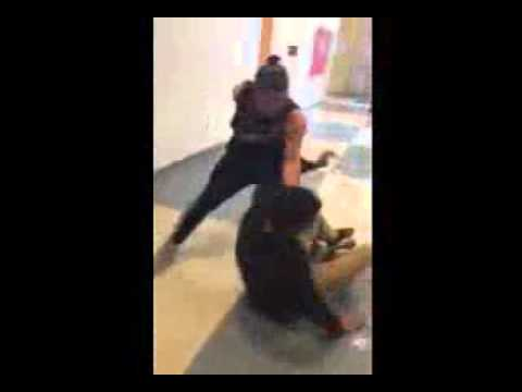 New Brunswick High School, Security Guard, Fight