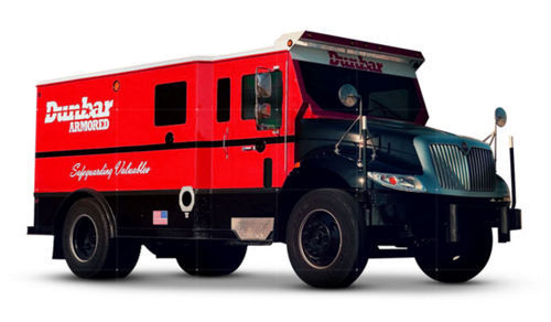 Dunbar Armored Car, St. Louis armored car heist