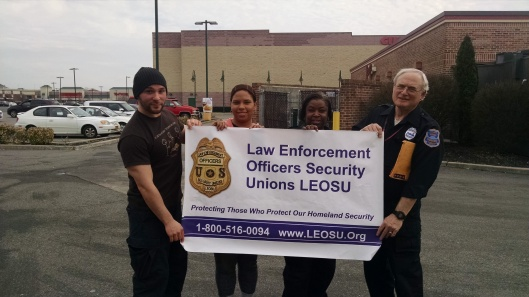 Universal Protection Service Security Officers, New Jersey