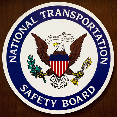 National Transportation Safety Board, NTSB, Washington DC