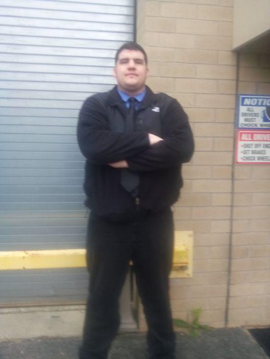 NY Security Guard