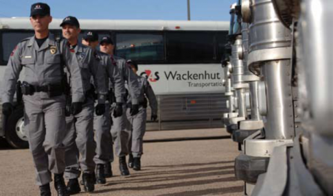 g4s prisoner transport officers,