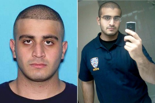 G4S Security Guard, Omar Mateen, Orlando Club Shooting, Pulse Orlando, a gay nightclub