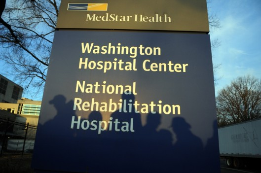 MedStar National Rehabilitation Hospital, Special Police Officers, Medstar Washington Hospital Center, Unionization
