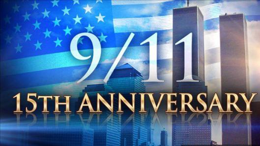 9/11, 15th anniversary