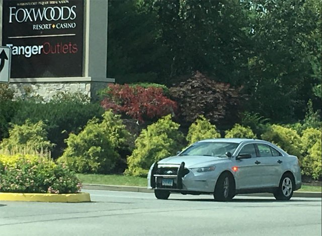 Casino police