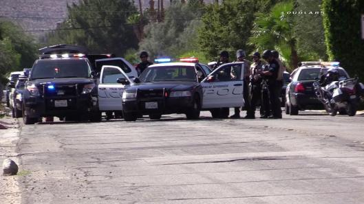 2 officers killed in Palm Springs