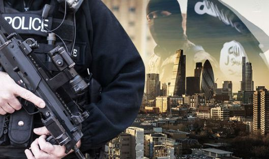 ISIS terror attack plots against the West, Police, Law Enforcement
