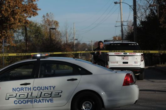 Mychael J. Garrett , Charges Filed in Wellston MetroLink Station Shooting