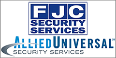 Allied Universal. FJC Services, Security Company, NY