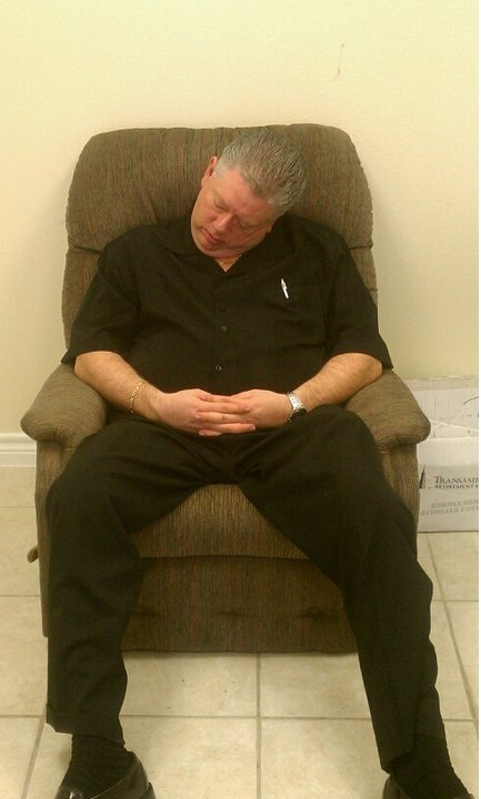 federal-contract-guards-of-america-fcgoa-guy-james-sleeping