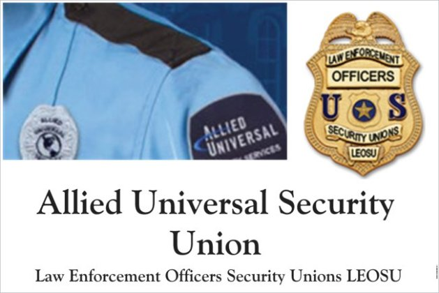 Allied Universal Security Union, Law Enforcement Officers Security Unions, LEOSU