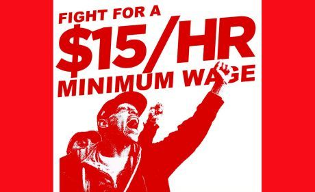 Fight for $15 Allied Universal Security officers