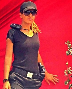Istanbul shooting, Security Guard Hatice Koc'un , Club bouncer