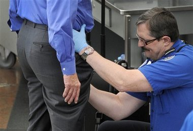 TSA Screening Procedures, Airport Security