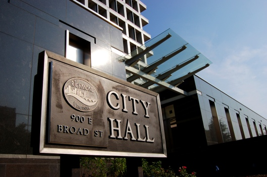 Richmond City Hall, Richmond VA, LEOSU-DC, Swanson Security