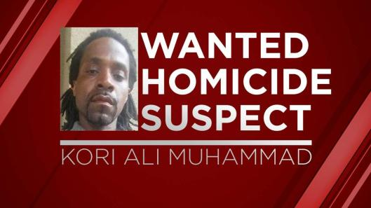 Kori Ali Muhammad shot a security guard multiple times at the Motel 6