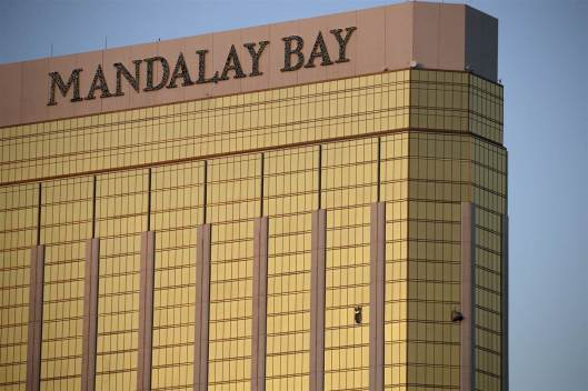 MANDALAY BAY, Shooting