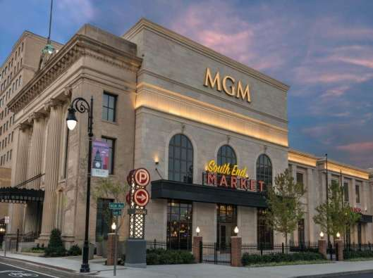 MGM Springfield casino, LEOSU, MGM Springfield Security Union