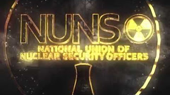 NUNSO, National Union of Nuclear Security Officers NUNSO