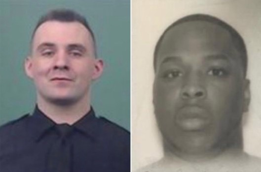 Antonio Lavance Williams, NYPD Brian Mulkeen