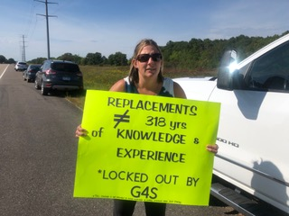 xcel energy monticello nuclear generating plant lockout