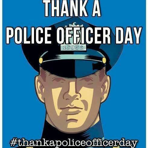 Police, Police Officer, NYPD, Thank a Police Officer, Law Enforcement Officer